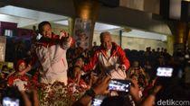 Duet Ganjar dan Menpora Hebohkan Pembukaan ASG 2019