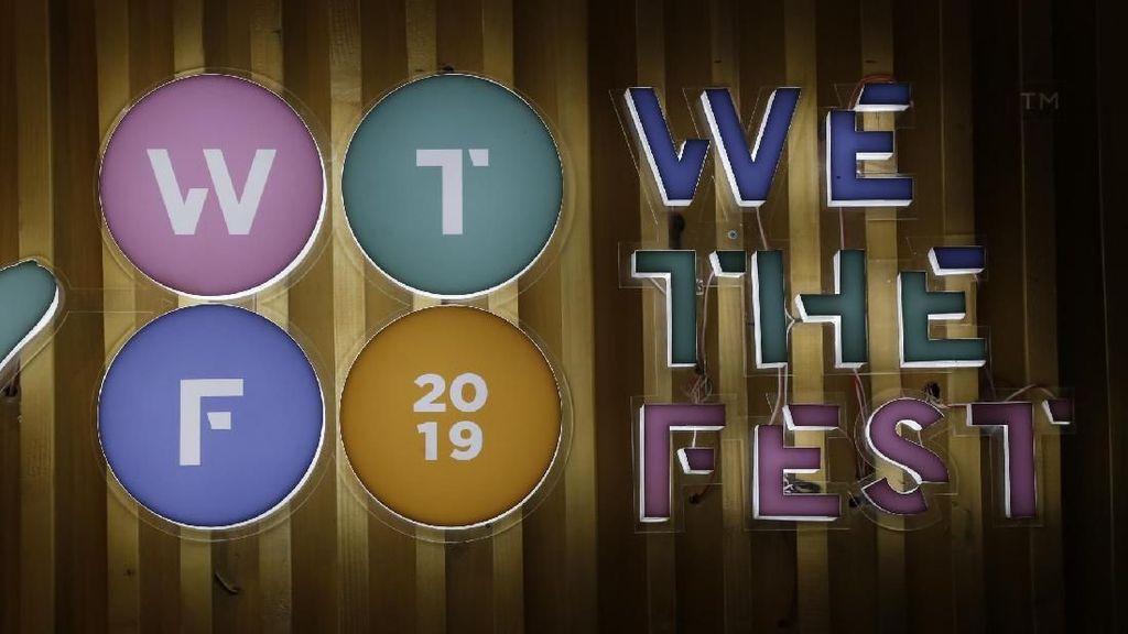 Polisi Tangkap Penipu Tiket We The Fest Rp 24 Juta