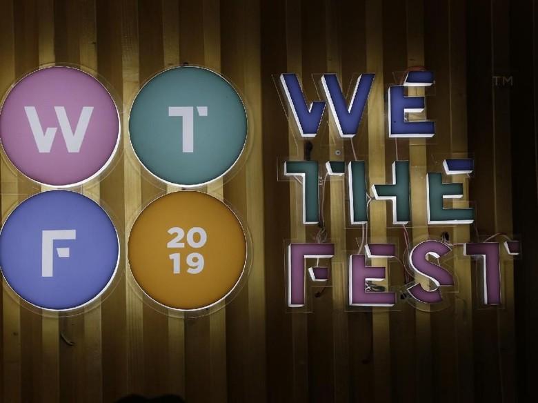 Ilustrasi We The Fest. Foto: Muhammad Ridho Suhandi