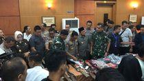 Prajurit TNI-Polri yang Dikeroyok di Jambi Sedang Patroli Karhutla