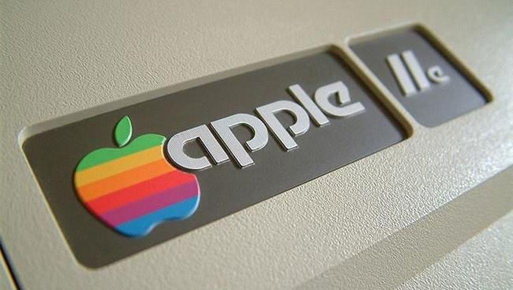 Apple Mau Kembali Pakai Logo Legendaris?