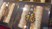 RI Ekspor Sarang Burung Walet Rp 500 Miliar ke China