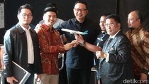 Garuda Indonesia-Rius Vernandes Berdamai
