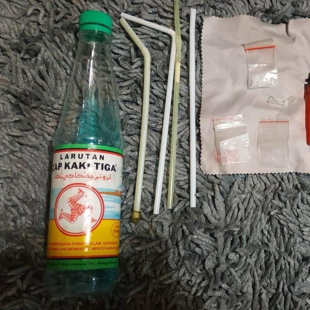 Ditangkap Terkait Sabu, Hasil Tes Urine Nunung dan Suami Positif Narkotika