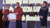 Lima Inovasi Pelayanan Publik Banyuwangi Diganjar Penghargaan Menpan RB