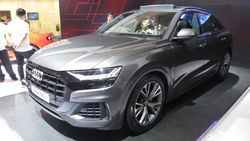 GIIAS 2019: Audi Luncurkan SUV Coupe Sporty, Harga Rp 2,455 M