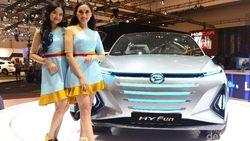 GIIAS 2019: Mobil Konsep Daihatsu Hy-Fun Mau Produksi Massal?