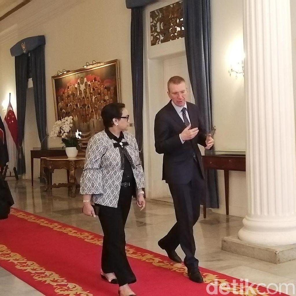 Latvia Dukung RI Jadi Anggota Dewan HAM PBB