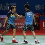 Minions Tantang The Daddies di Final Indonesia Open!