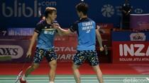 Minions atau The Daddies? Kahitna Favoritkan Kevin/Marcus di Final Indonesia Open