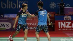 Minions atau The Daddies? Kahitna Favoritkan Kevin/Marcus di Final Indonesia Open