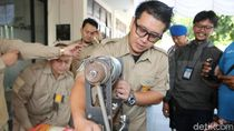 Polres Bogor Gerebek Pabrik Esktasi Berbahan Ekstrak Kopi dan Obat Warung