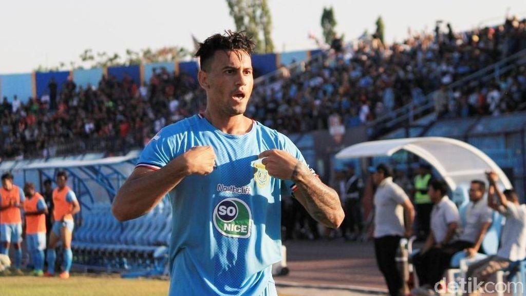 Alex Goncalves Mesin Gol Baru Persela Lamongan