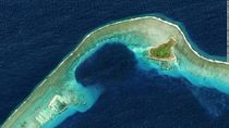 Foto Negeri Seindah Maladewa, Tapi Sayang Kena Radiasi Nuklir