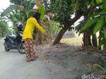 Penampakan Limbah Abu yang Bakar Tangan dan Kaki Bocah SD di Mojokerto