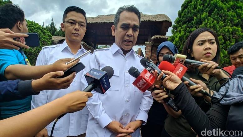 Gerindra Bakal Benahi Internal Partai