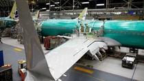 Boeing Merugi Rp 68 Triliun karena Larangan Terbang 737 Max