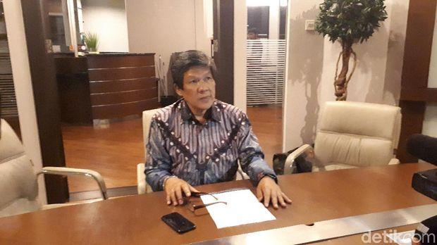 Kuasa hukum Theresia Pipik (orang tua murid JIS korban sodomi Neil Bantleman), Tommy Sihotang