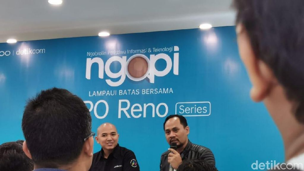 Oppo Reno 10x Zoom Jadi Solusi Kamera DSLR yang Bikin Risih