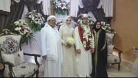 Habib Rizieq menikahkan putrinya pada Jumat, 19 Juli 2019. Pengacara Rizieq, Sugito Atmo Prawiro membenarkan info tersebut. (Foto: Dok. Istimewa)