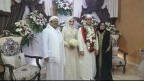 Habib Rizieq Nikahkan Putrinya di Mekah