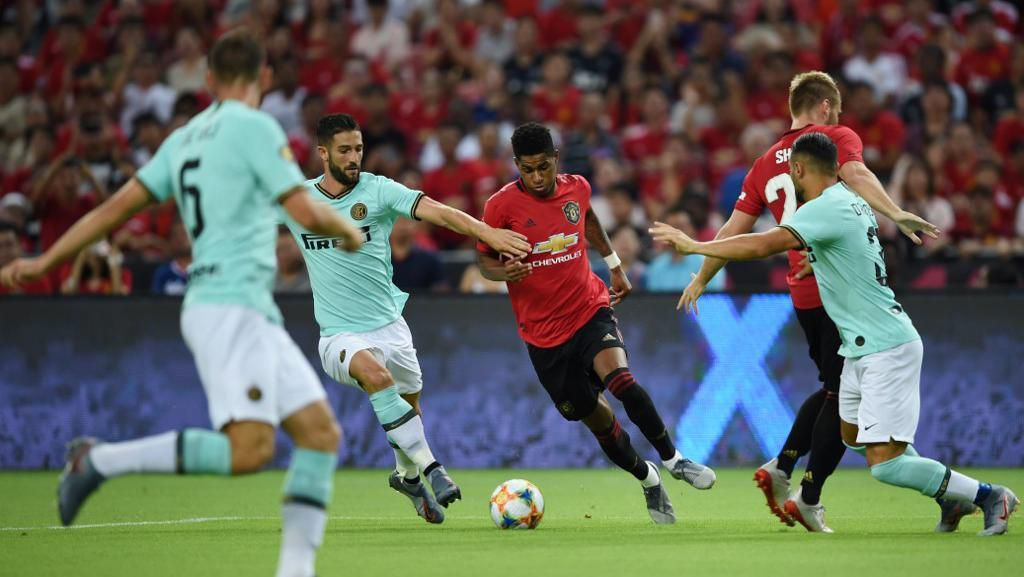 Live Report ICC 2019: Manchester United vs Inter Milan