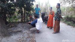 Asal Limbah Abu yang Bakar Tangan dan Kaki Bocah SD di Mojokerto