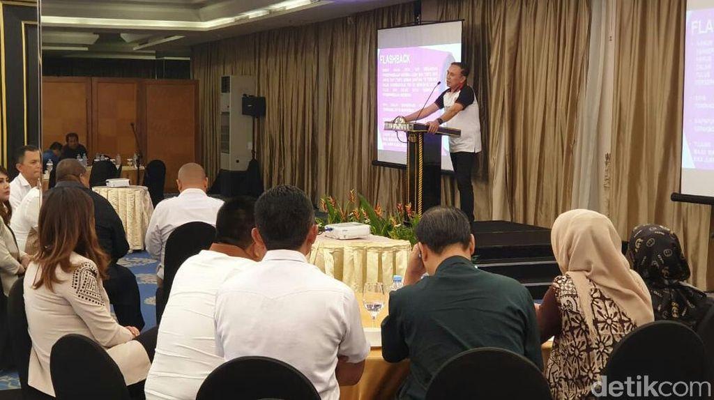 Janji Iwan Bule Jika Jadi Ketum PSSI: Jadwal Kompetisi Lebih Rapi