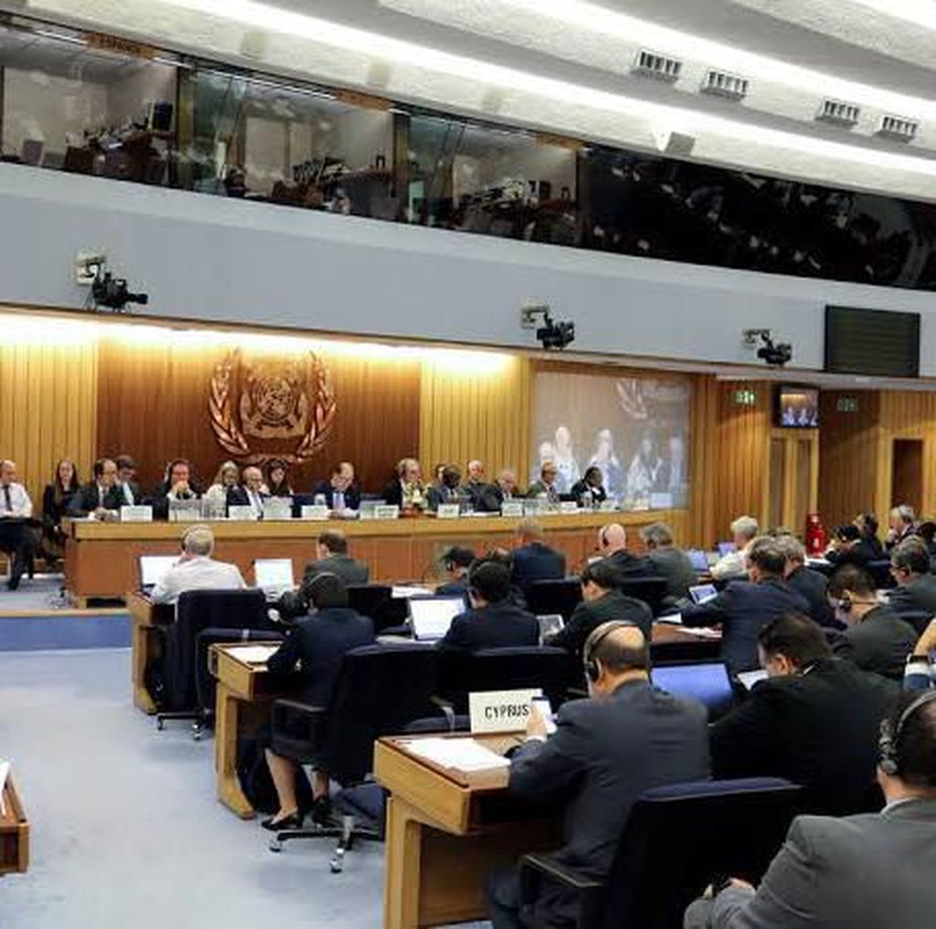 Di Sidang IMO ke-122, Masa Keanggotaan Diusulkan Jadi 4 Tahun