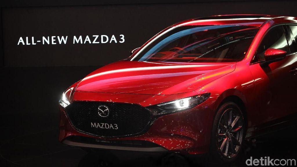 Harga Sedan Mazda 3 Bisa Turun Asal Aturan Pajak Sudah Rampung