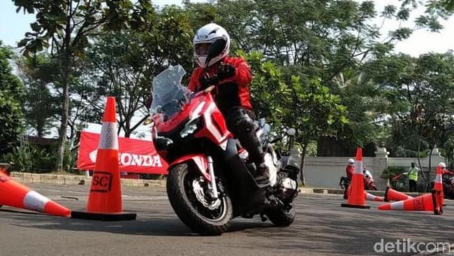 Honda ADV 150. Foto: Luthfi Anshori