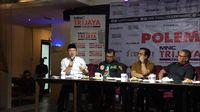 Diskusi bertajuk Ngebut Munas Parpol Jelang Kabinet Baru