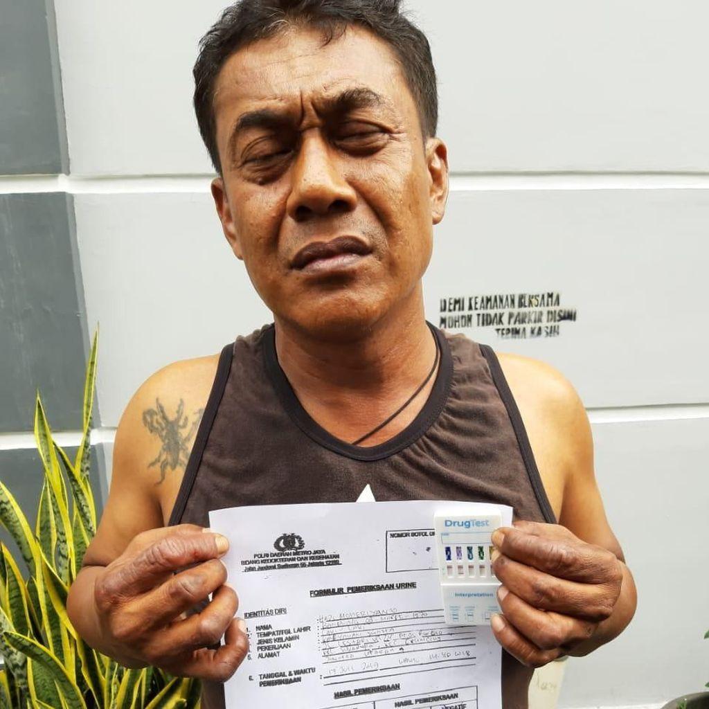 Soal Pria Ditangkap Bareng Nunung dan Suami, Polisi: Dia Pengedar Sabu