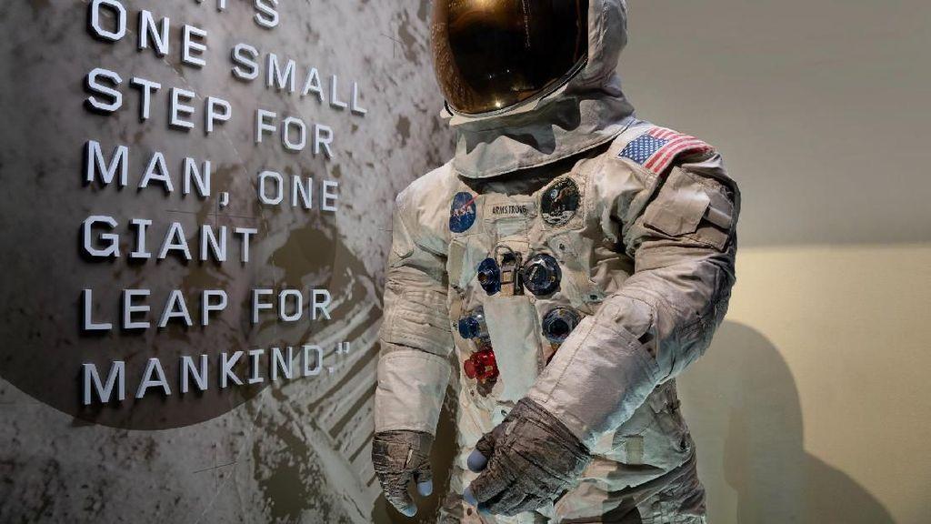 Jalan Terjal Artemis, Proyek NASA Bawa Manusia Kembali ke Bulan