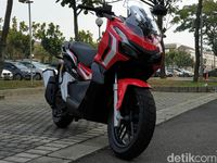 Skutik Honda ADV 150