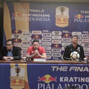 Janji Marc Klok Antar PSM Juarai Piala Indonesia 2019