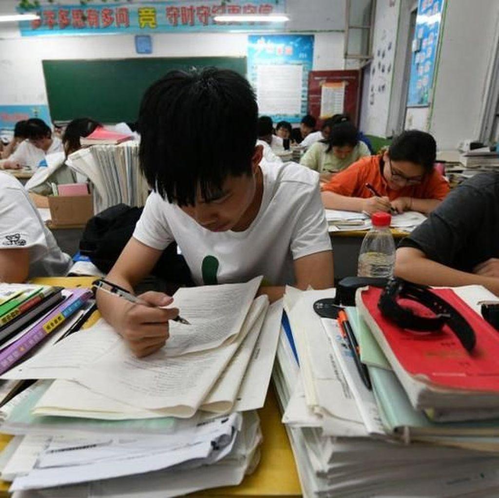 Ujian Sekolah Picu Korban Jiwa di Berbagai Negara karena Siswa Stres
