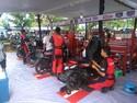 Bagi Warga Kediri, Ada Servis dan Ganti Oli Gratis di GOR Jayabaya!