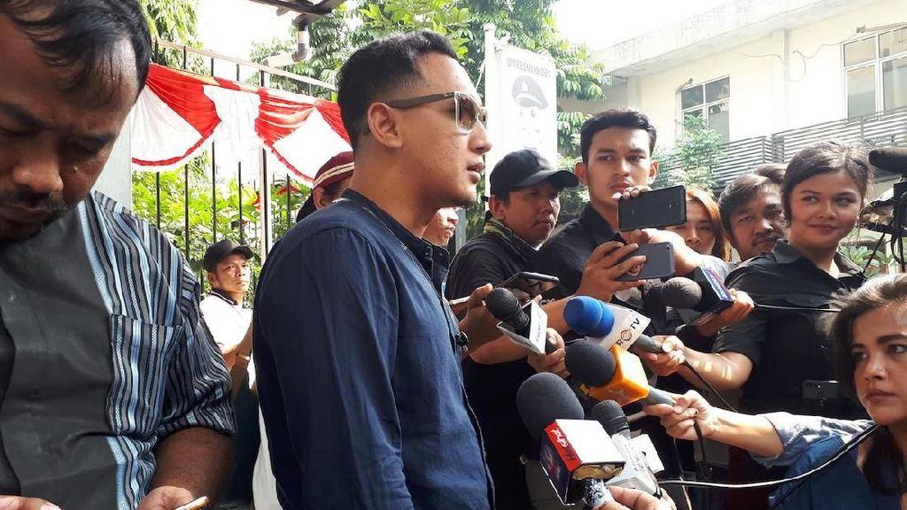 Wajah Kecewa Putra Nunung Tak Dapat Izin Jenguk dari Polisi