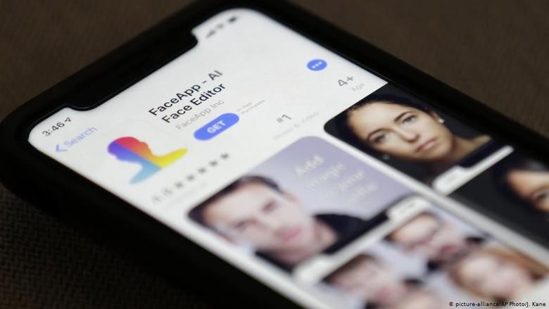 FaceApp Buatan Rusia Viral, Mengapa Ahli Keamanan Siber Khawatir?