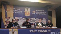 Persija Vs PSM: Macan Kemayoran Diminta Lupakan Hasil Buruk di Liga 1
