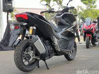 10 Hari GIIAS 2019, Honda ADV 150 Dipesan Hampir 2.000 Unit