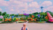 Spot Foto Asyik di Dream World Bangkok
