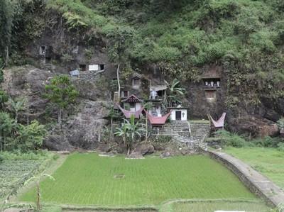 Lemo dan Londa, Dua Kuburan Tebing di Toraja