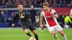Sebelum Diminta Ronaldo pun De Ligt Sudah Pilih Juventus