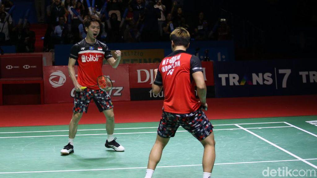 Semoga Tercipta Final Ideal Ganda Putra di Denmark Open