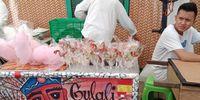 Suasana di Lebaran Betawi