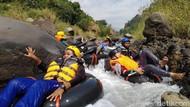 Pacu Adrenalin dengan River Tubing Selo Malang di Mojokerto