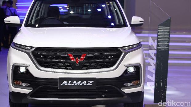 Wuling Almaz Turbo Manual