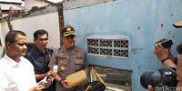 Polisi Tangkap Warga Pemilik Taman Ditanami 32 Pot Ganja di Bandung